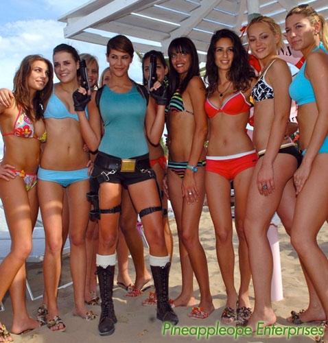 сайты с пляжными фото женщин