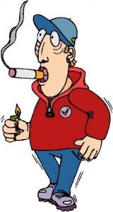 hiv smoker