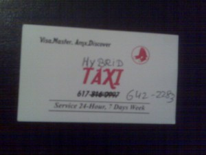 Rebranded! New and improved phone number! Call today, ride tomorrow!