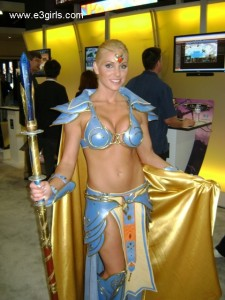 everquest booth babe