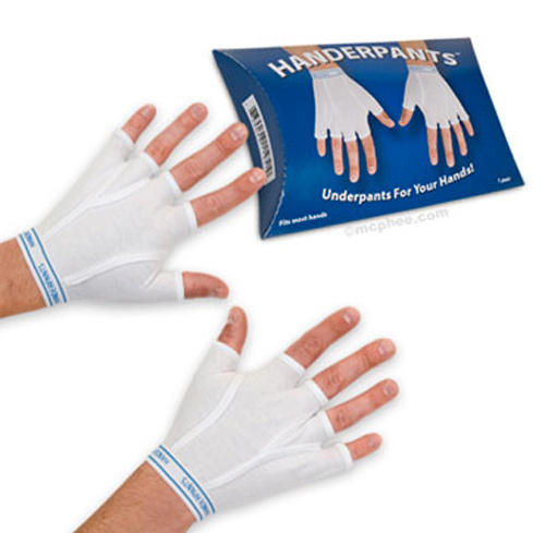 handerpants - for hand sandwiches!