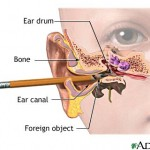pencil in ear