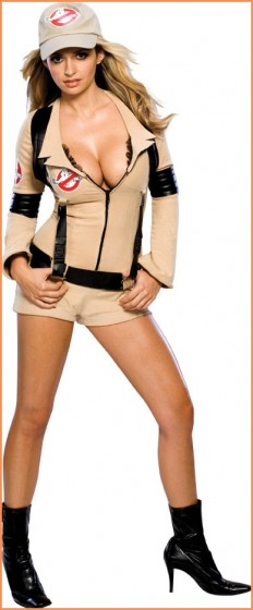 Ghost Buster (Unisex Costume)
