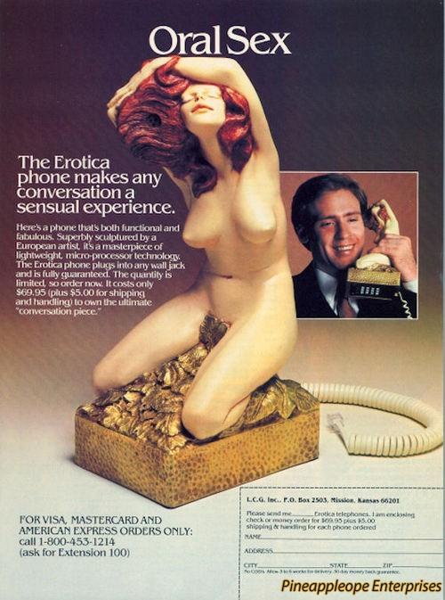 eroticaphone