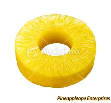 pineapple slice