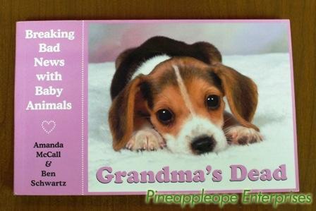 grandma is dead